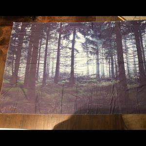 Forrest Tapestry 🌲